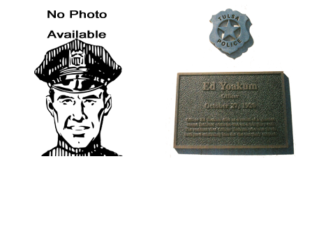 Officer Ed Yoakum