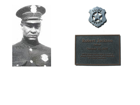 Officer Robert Jackson