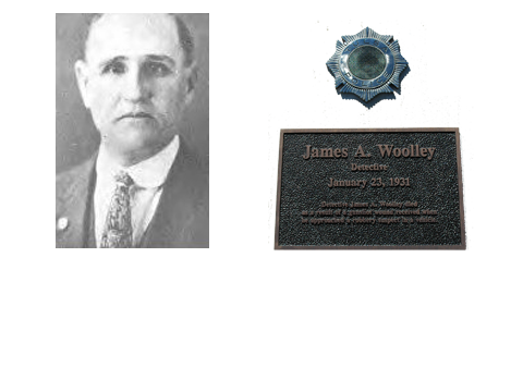 Detective James A. Wooley