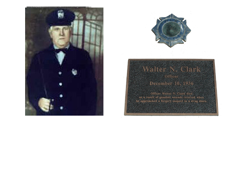 Officer Walter N. Clark