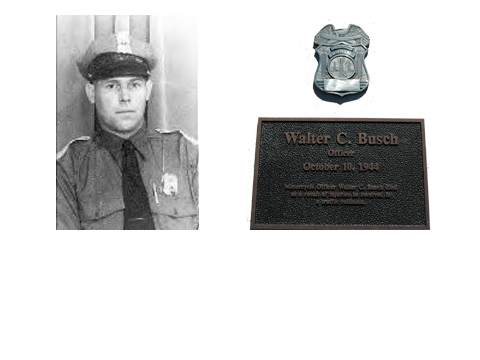 Officer Walter C. Busch