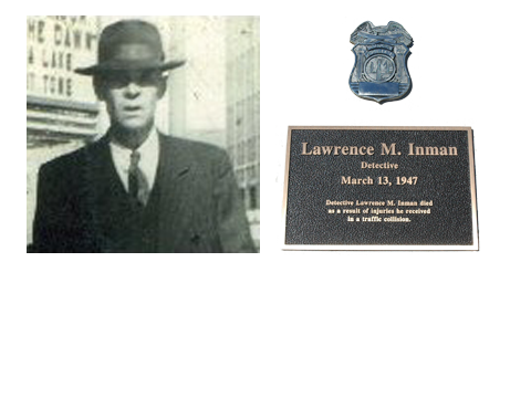 Officer Lawrence M. Inman