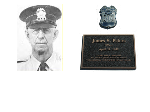 Officer James S. Peters