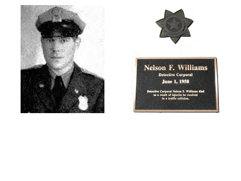 Corporal Nelson F. Williams