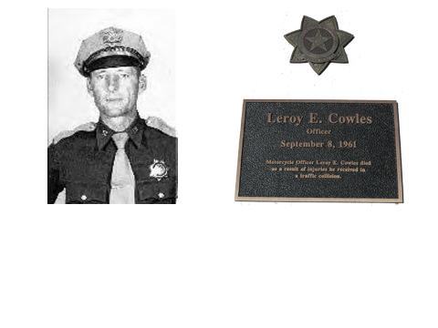 Officer Leroy E. Cowles