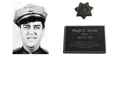 Officer Hugh C. Greer