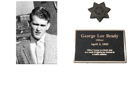 Officer George Lee Brady