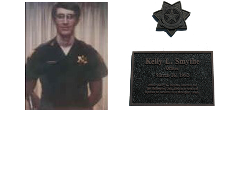 Officer Kelly L. Smythe