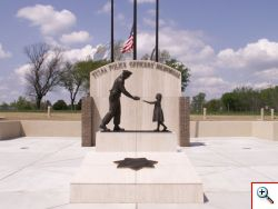 Tulsa Police Officers Memorial